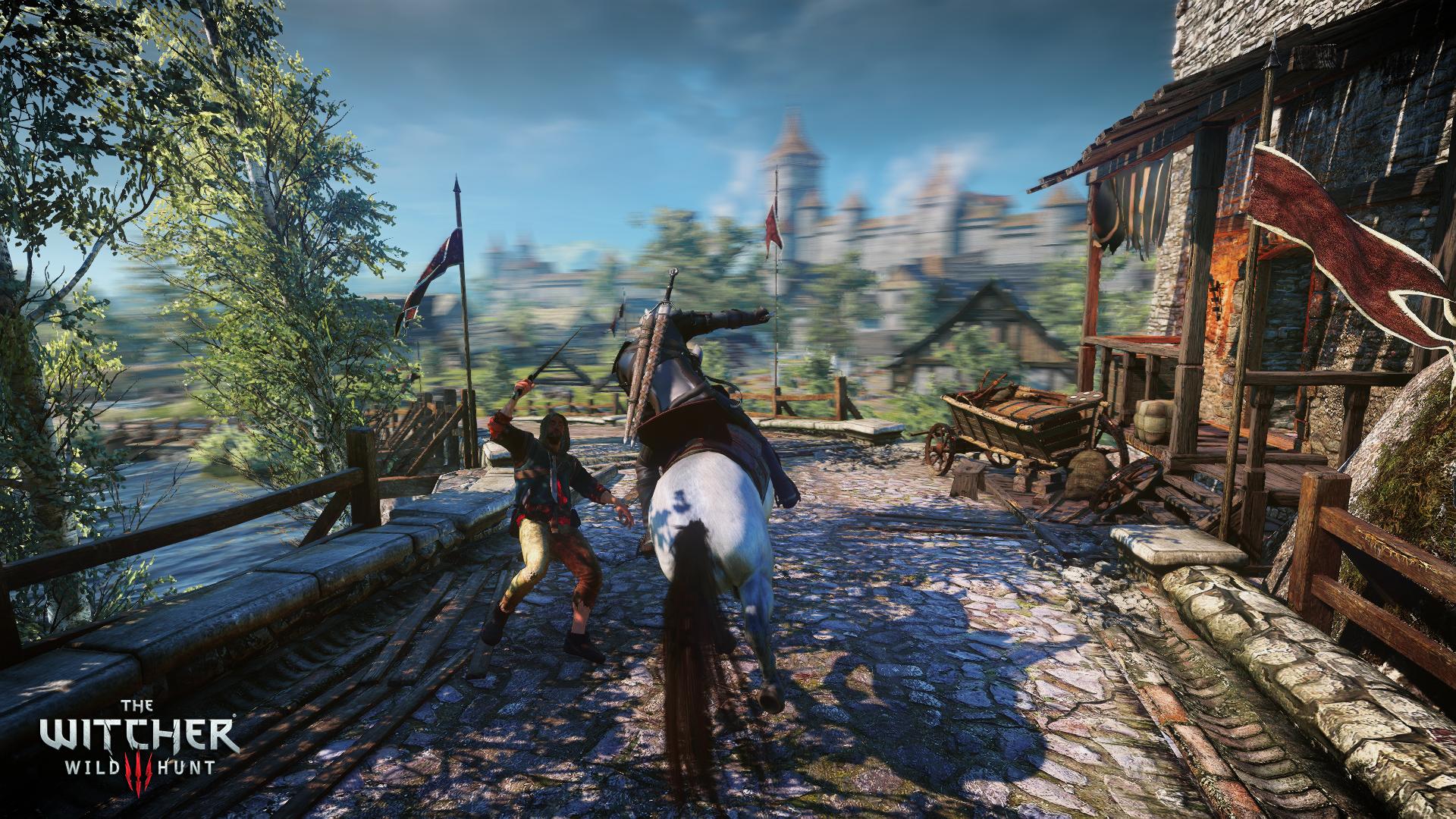 the_witcher_3_wild_hunt_geralt_fighting_on_horseback