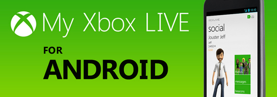 My Xbox Live App Now Available On Android