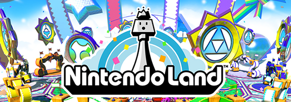 E3 2012: Hands On With Nintendoland