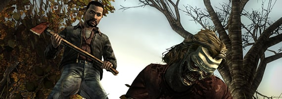 Preview: The Walking Dead Episode 2