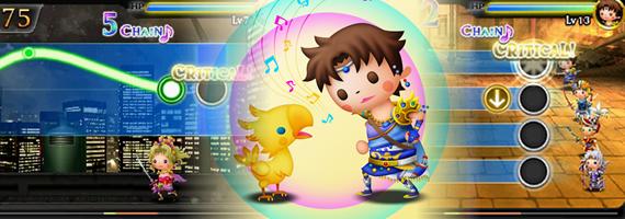 DLC Schedule For Theatrhythm Final Fantasy