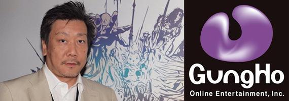 Hiromichi Tanaka Joins GungHo Online Entertainment