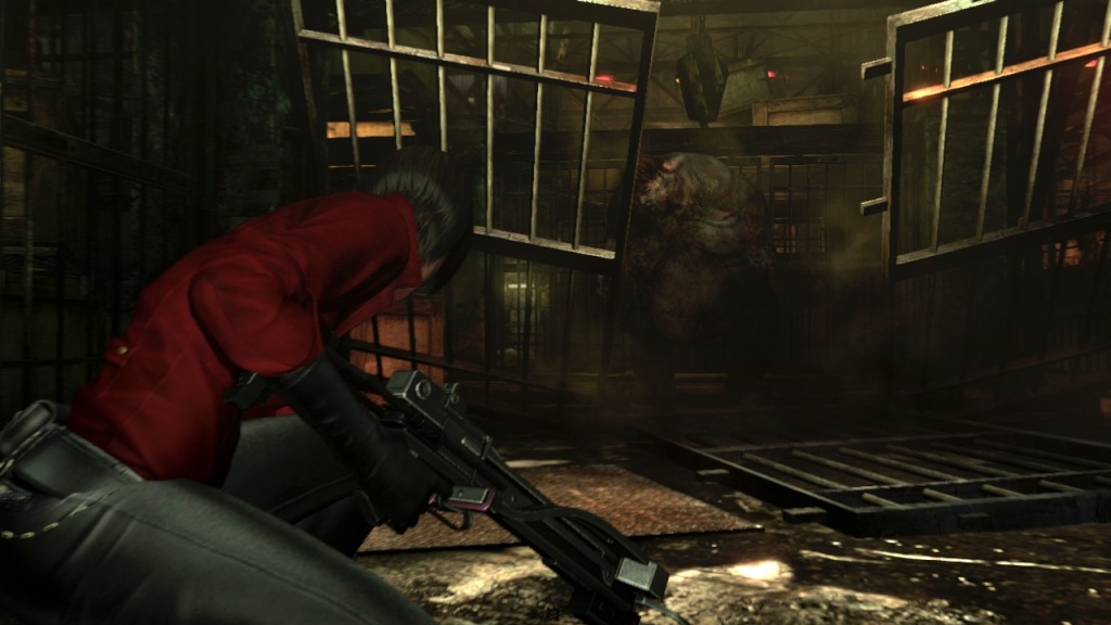 Even Resident Evil 6 has it's own version of a fat zombie