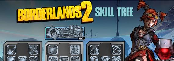Borderlands 2 Mechromancer Skilltree Now Available