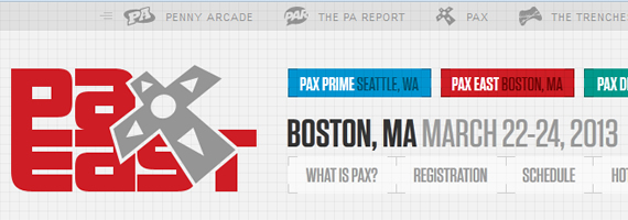 Gamer Escape » Tickets For PAX East Now On Sale!
