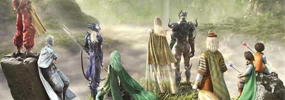 SQUARE ENIX Brings FINAL FANTASY IV To The iPhone And Gives Holiday Discounts