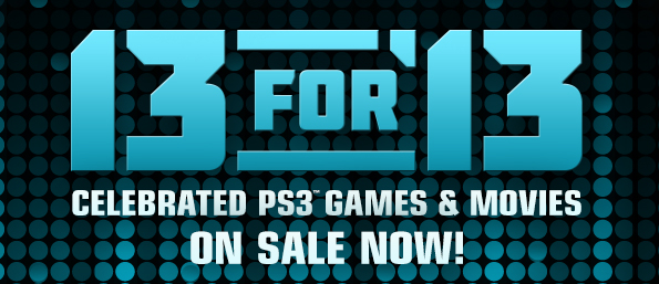 Save Up To 75% Off On Select Games & Movies On PSN
