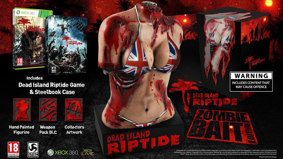 Dead Island: Riptide UK Collector's Edition