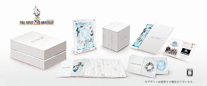 FINAL FANTASY 25th Anniversary Box