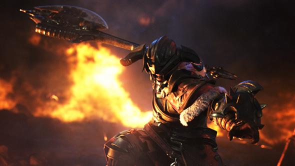 FINAL FANTASY XIV: A Realm Reborn pre-rendered cutscene