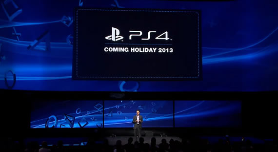 PlayStation 4 Announced At PlayStation Meeting 2013