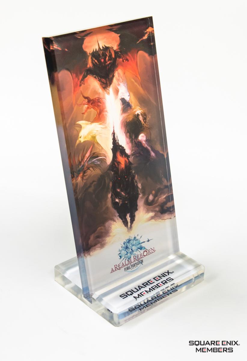 les goodies officiels final fantasy   Ffxivarrprint