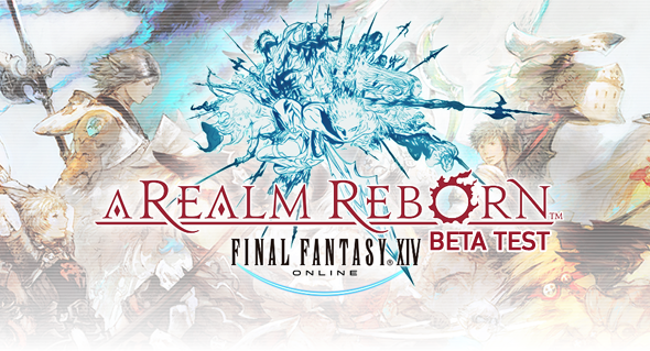 Final Fantasy XIV: A Realm Reborn beta