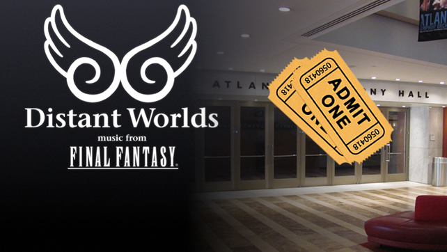 Win Tickets For Distant Worlds In Atlanta June 8th