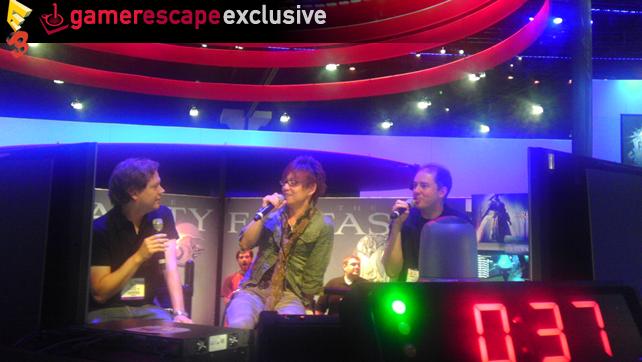 E3 2013 Interview With Naoki Yoshida – Gamer Escape: Gaming News