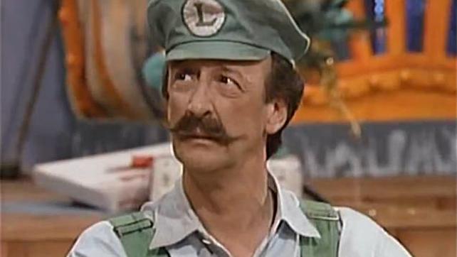 The Super Mario Bros Super Show Luigi Actor Dies At 72