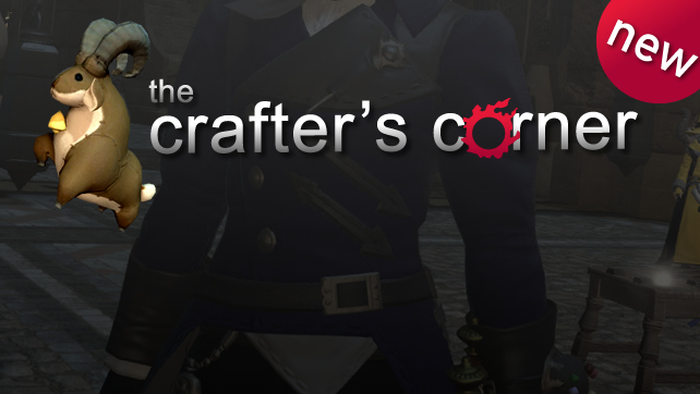 FFXIVCraftersCorner1
