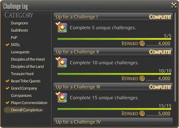 challengelog