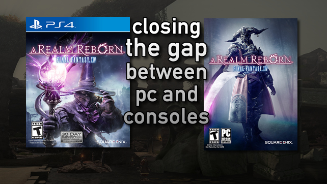 FFXIV On PS4 Closes The Gap Between PC And Console Gaming