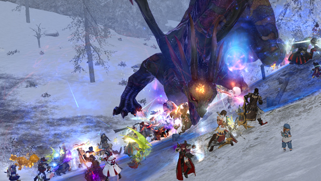 FFXIV Patch 2 3 Ushers In Game Breaking Imbalance With The Hunt