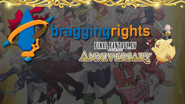 Bragging Rights: One Year Anniversary