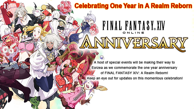 One Year Anniversary Site Now Live!