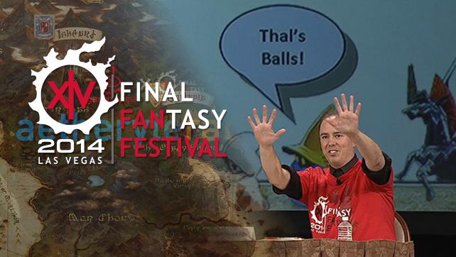 Fan Fest 2014 Interview With Michael-Christopher Koji Fox