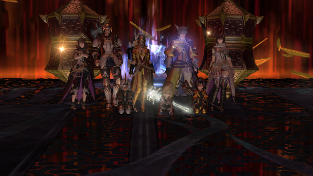 The Final Coil of Bahamut Has Been Cleared!