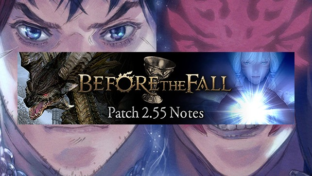 Patch 2.55 Notes