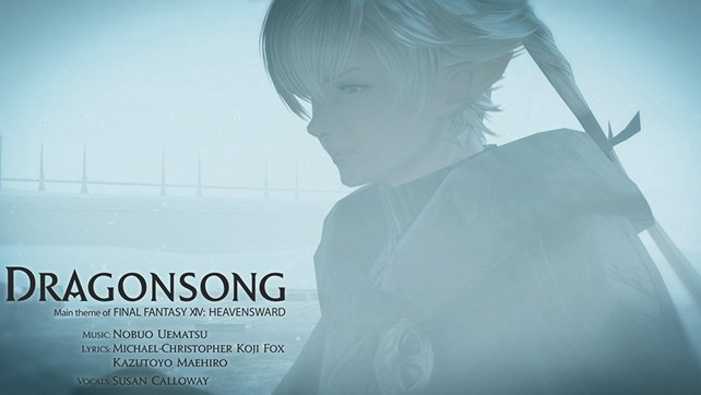 FFXIV's Heavensward Expansion Gets It's Main Theme: Dragonsong