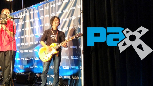 PAX Prime 2015 Interview with Masayoshi Soken
