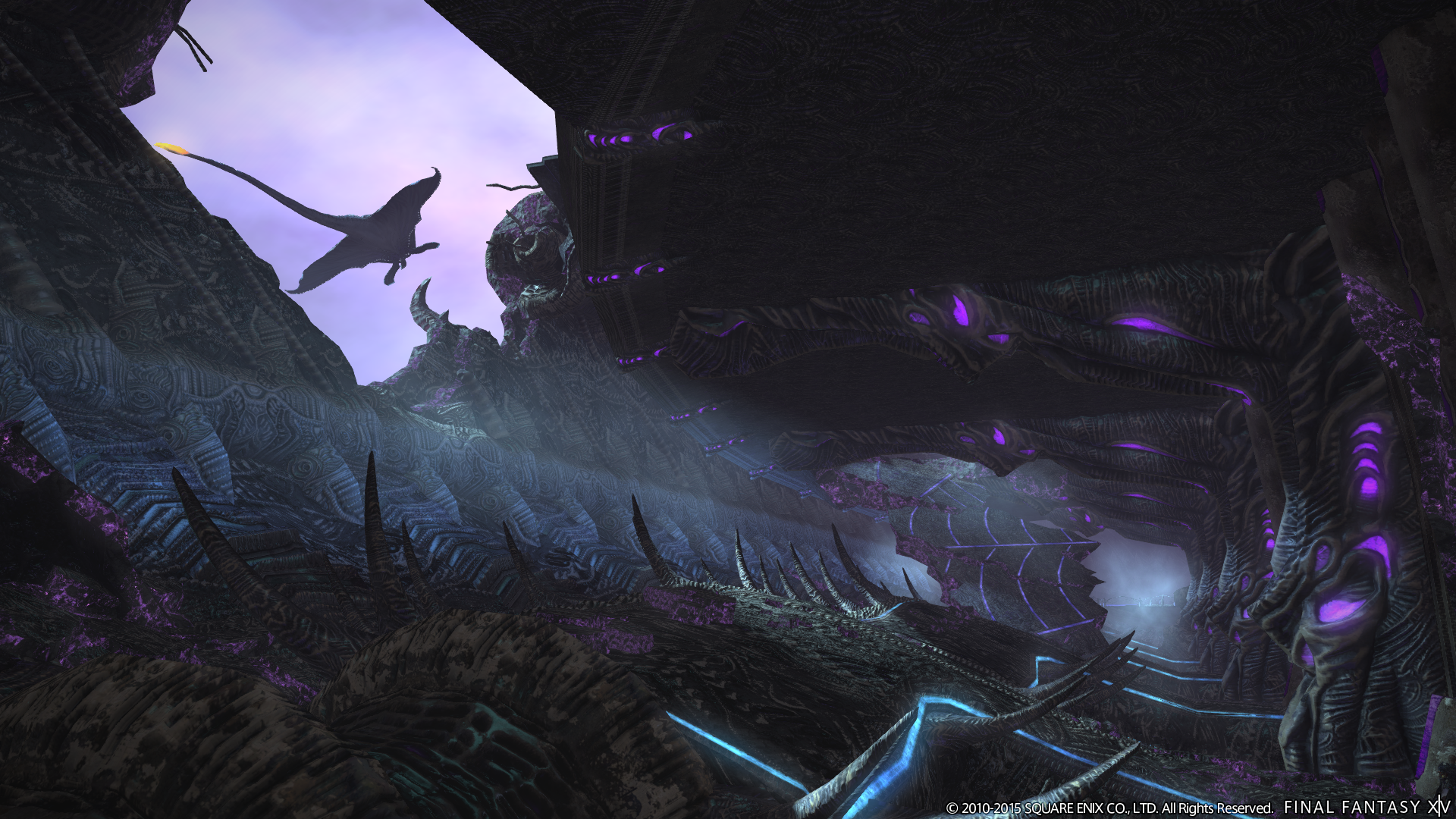 FFXIV Patch 3.1 Preview- Main Scenario and Void Ark