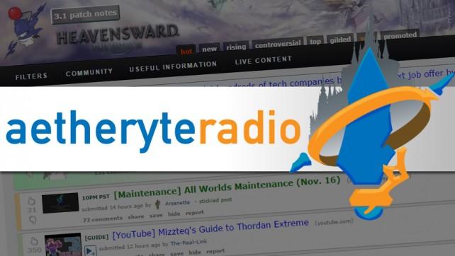 Aetheryte Radio 85: Talk With /r/ffxiv