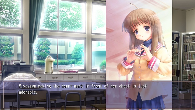 CLANNAD Side Stories 6