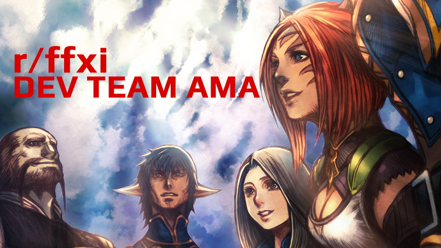 FFXI Development Team Reddit AMA – Gamer Escape: Gaming News
