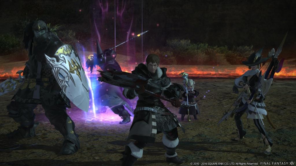 New FFXIV Soul Surrender Images - Gamer Escape: Gaming