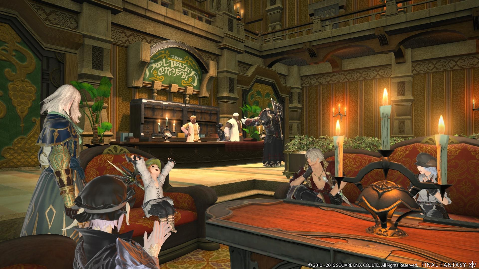 Gamer Escape New FFXIV Soul Surrender Images