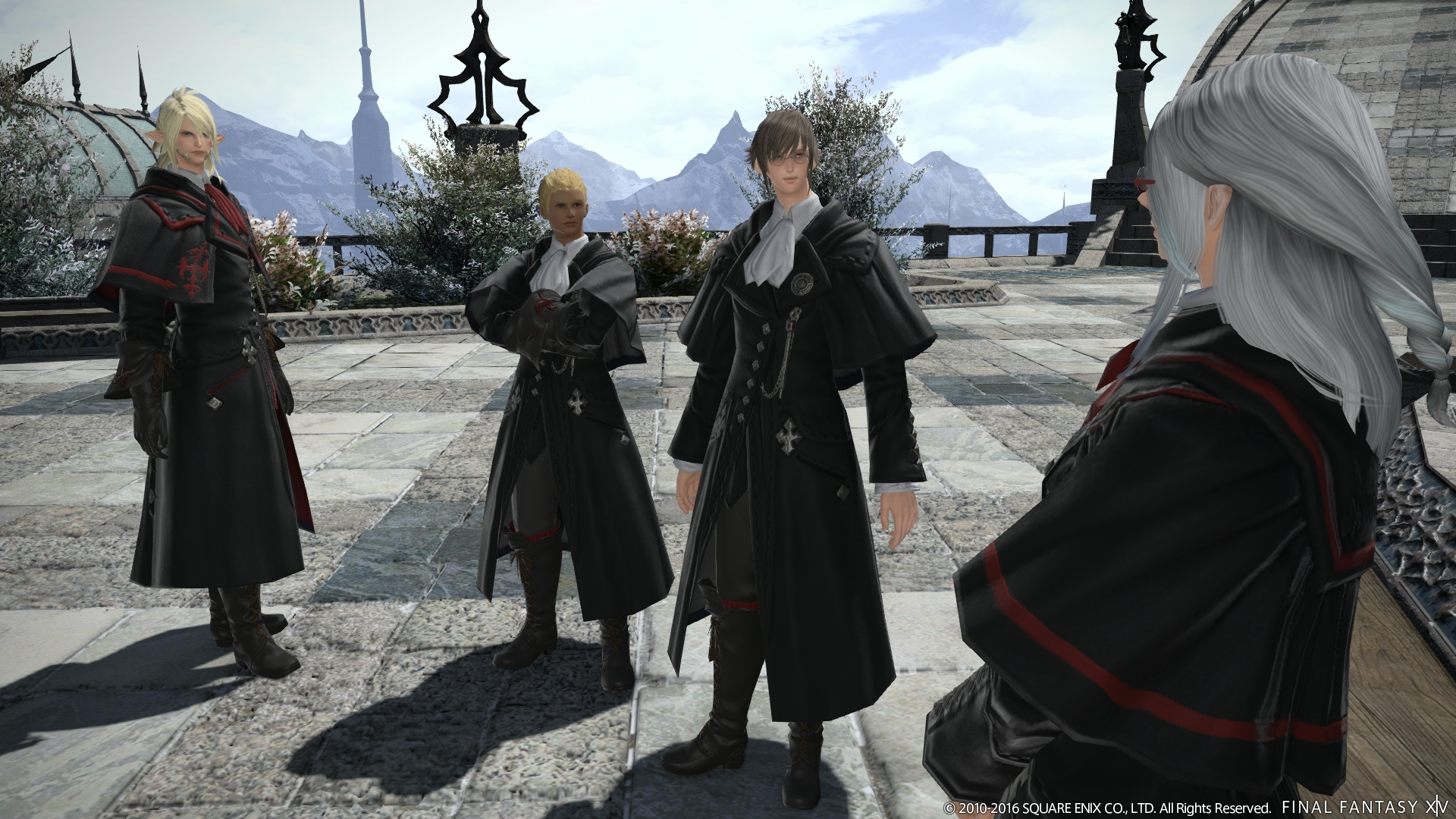 Review: Final Fantasy XIV Patch 5.1 Vows of Virtue, Deeds
