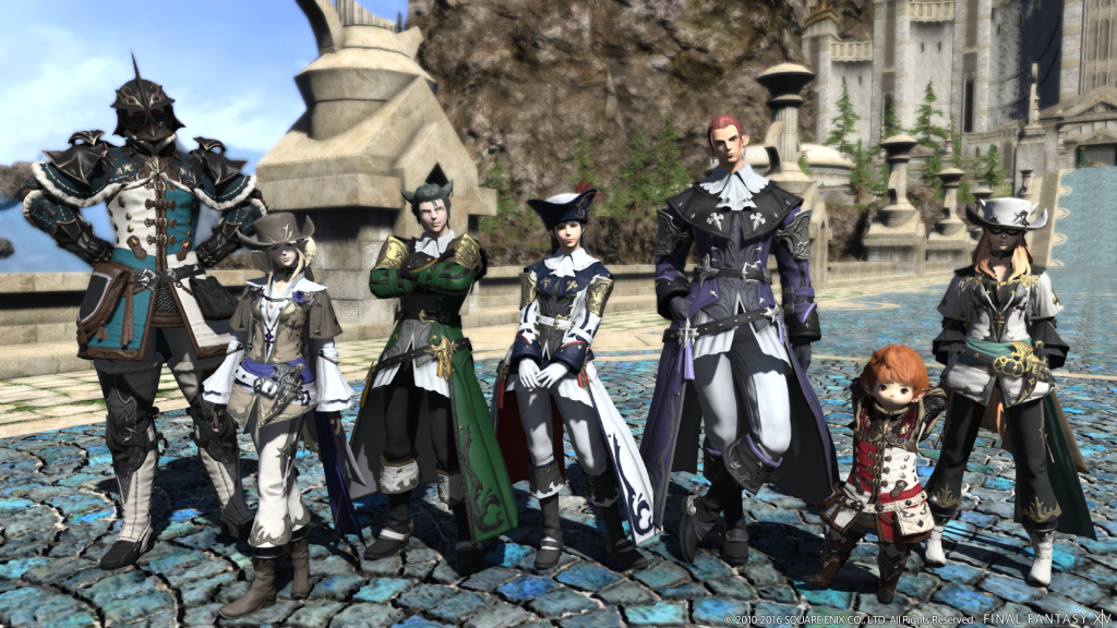 Hildibrand, Triple Triad And More Previewed For FFXIV Patch 3.4 – Gamer Escape