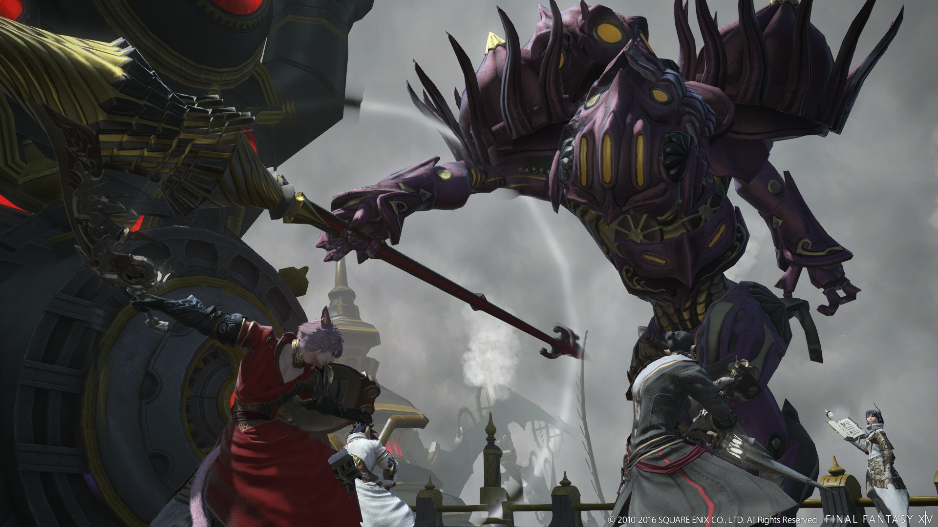 Hildibrand, Triple Triad And More Previewed For FFXIV