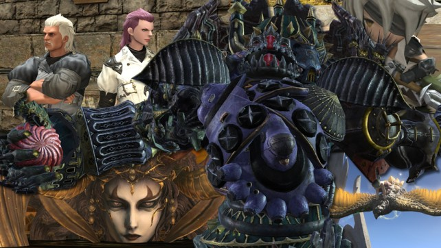 Alexander, Mullets and More Previewed For FFXIV Patch 3.4