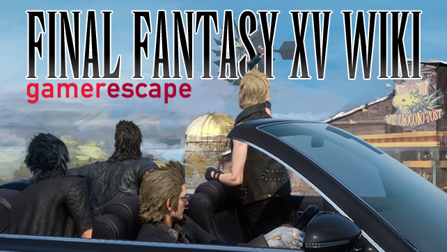 Announcing the Final Fantasy XV Wiki and Launch Contest