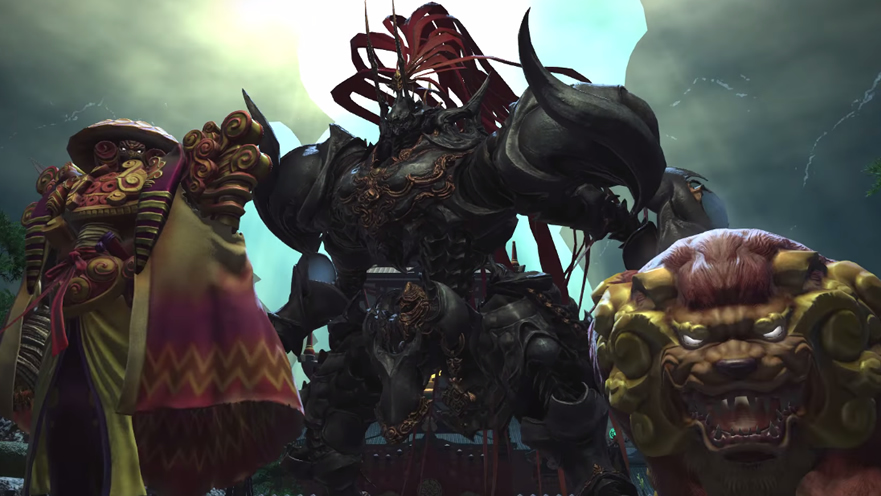 FFXIV Stormblood Benchmark Now Available