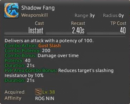 Melee DPS: FFXIV Stormblood Role Analysis - Fifty Percent Echo