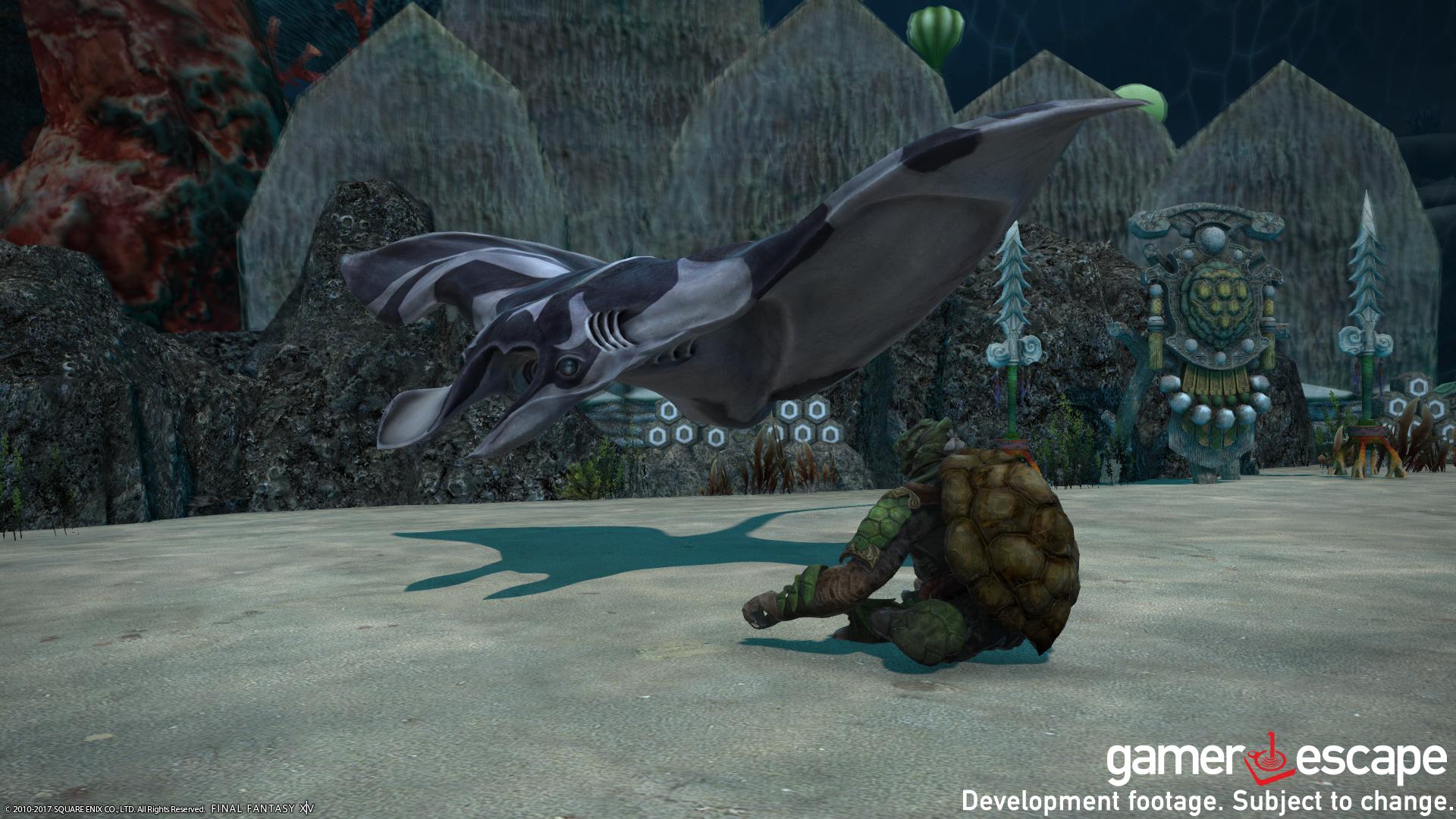 Hands-On With Final Fantasy XIV: Stormblood – Gamer Escape