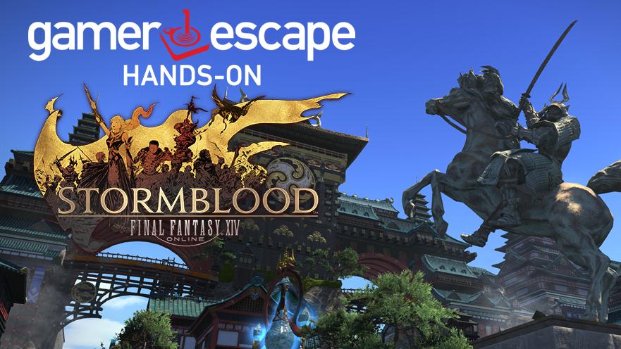 Final Fantasy XIV: Stormblood Preview | Page 9 of 21