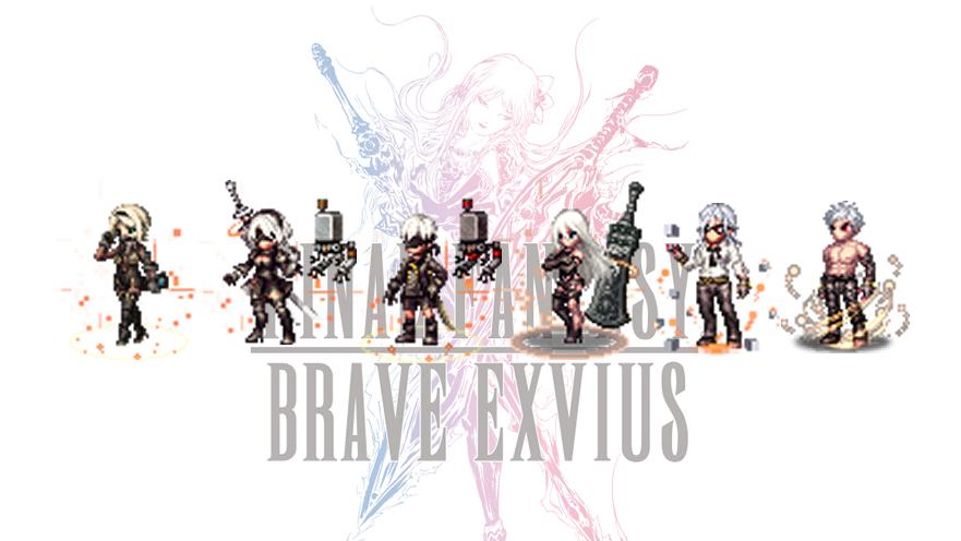 Final Fantasy Brave Exvius How To Craft