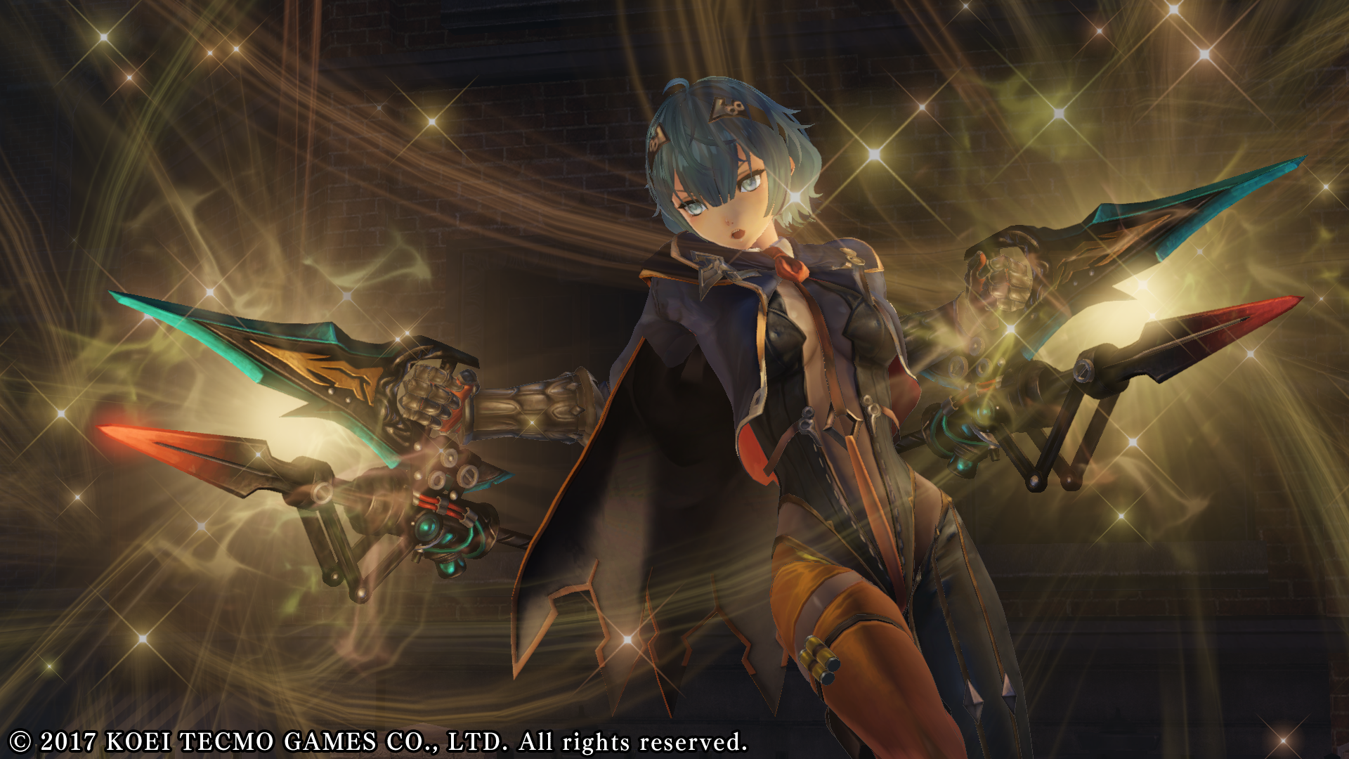 Review Nights Of Azure 2 Bride Of The New Moon Gamer Escape