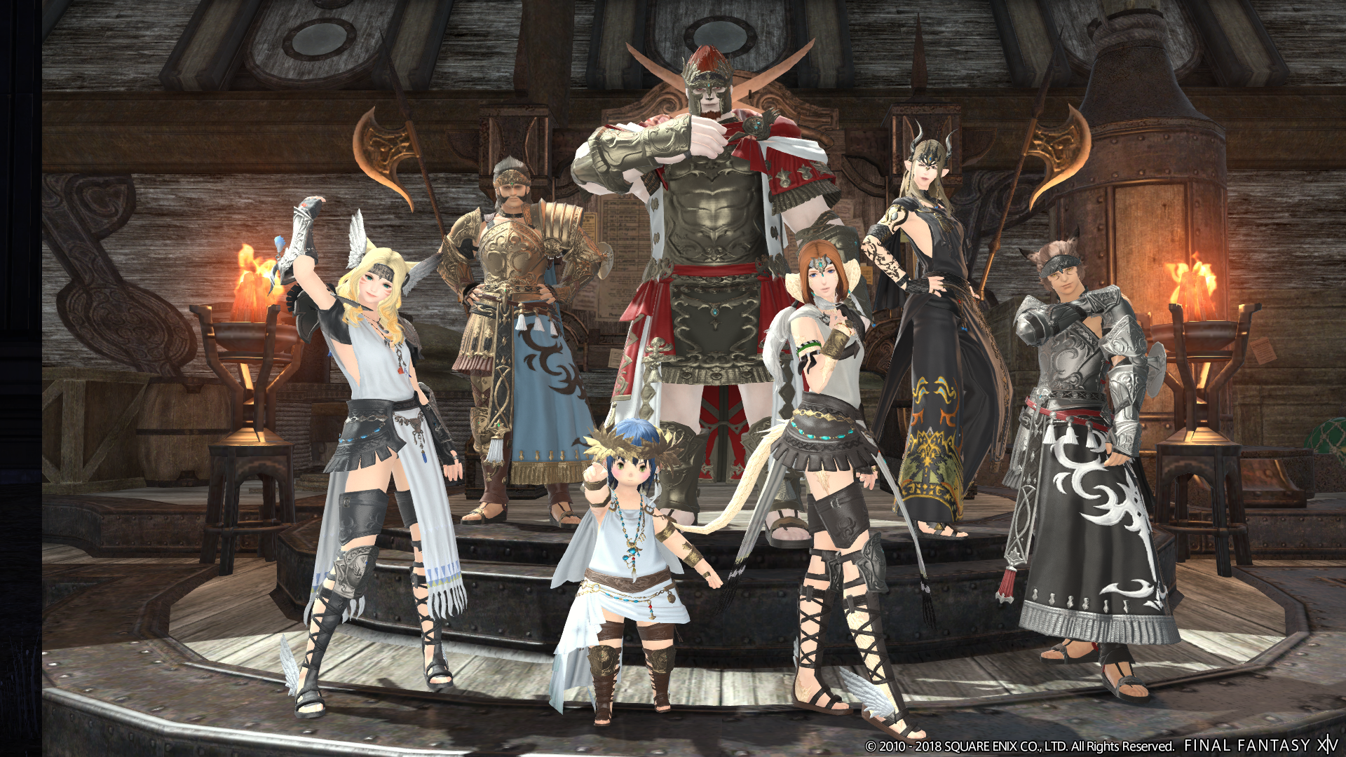 New Images and Screenshots for FFXIV Patch 4 2 – Gamer