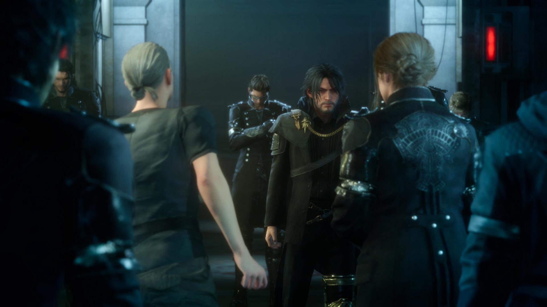 4k Noctis Lucis Caelum Final Fantasy Xv Hd Games 4k: Final Fantasy XV Royal Edition Announced